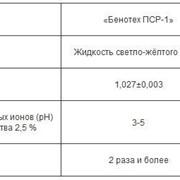Пластификатор строительных растворов Бенотех ПСР-1
