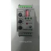 РНПП-311М реле напряжения, перекоса, последовательности фаз фото