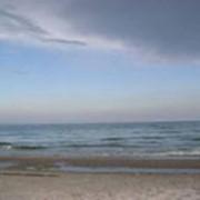 Море зимой фото