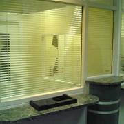Окна пулестойкие фасадные фото