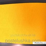Простынь на резинке Zastelli джерси 160*200+25см Оранжевый фото