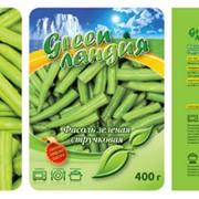 Овощи Фасоль зеленая стручковая