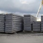 Плиты пустотная ПБ 72.15-8 фото