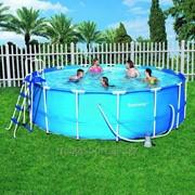 Каркасный бассейн Bestway #56100 фото