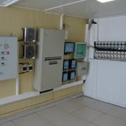 Силовой щит управления вентиляцией фото