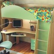 Мебельный гарнитур Юниор 1 фото
