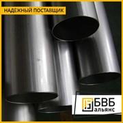 Труба 12Х18Н10Т 130 мм x12 фото