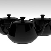 Чайники из глазурованной керамики фото