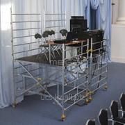 Конструкция для театрально-зрелищных мероприятий Смольного собора КдТЗМ фото