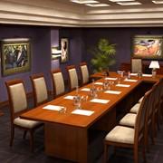 Конференц-стол Магистр фото