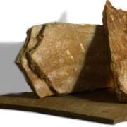 Песчаник желто-коричневый ПР-03 фото