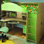 Изготовление детской мебели по индивидуальным проектам фото