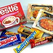 Детское питание Nestlé, шоколадные батончики, кофе, чай, завтраки, несквик, космостар, конфеты фото