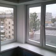 Окна комбинированные фото