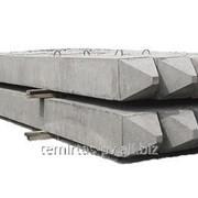 Сваи забивные железобетонные цельные, квадратного сплошного сечениея 300х300 мм. марка С 90.30-6 фото