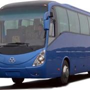Туристический автобус. фото