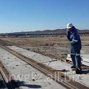 Строительство железнодорожных переездов фото