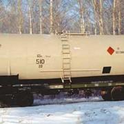 Железнодорожная цистерна 15-5103, цистерна для перевозки нефтепродуктов, Вагон-цистерна 15-5103 фото