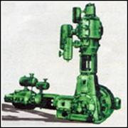 Установки стационарные поршневые газовые компрессорные без смазки цилиндров и сальников с водяным охлаждением 3ГП-5/220 фото