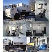 Лаборатория исследования скважин на базе КамАЗ-431 фото