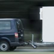 Прицеп изотермический рефрижераторный для перевозки и хранения продуктов питания фото