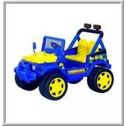 Электромобиль детский Bambi Джип S 618
