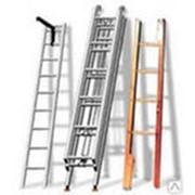 Лестницы навесные спасательные фото