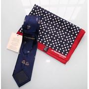 Брендированные галстуки и платки корпоративным заказчикам фото