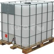 Еврокуб 1000 литров на деревяном поддоне Арт.UC 1000 дп фото