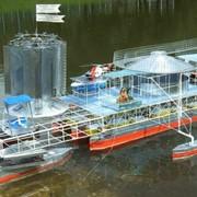 Работы по защите металлоконструкций в судостроении фото