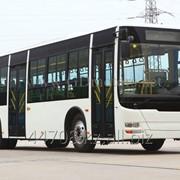 Городской автобус Golden Dragon XML6115 фото