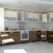 Кухни по индивидуальным проектам фото