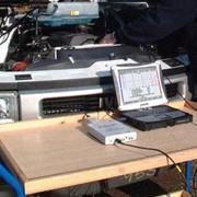 Компьютерная диагностика автомобилей Jaguar фото