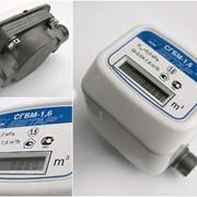Счетчик газа бытовой СГБМ-1,6 фото