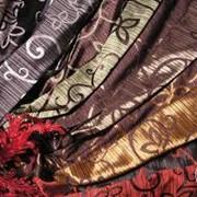 Ткани для штор Восточные фото