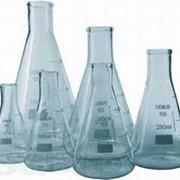 Колбы лабораторные стеклянные фото