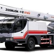Автокран Zoomlion QY25H фото