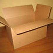 Гофрокартон, Гофра картонные коробки