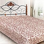 Покрывало на кровать/диван АльВиТек Традиция 240х210 перкаль/холфит-пласт ПСТ-17/240-19905/3 фото