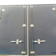 Алюминиевые борта для прицепов и полуприцепов фото