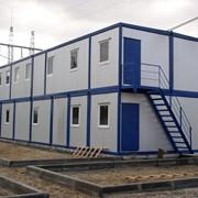 Инжиниринг модульных зданий фото