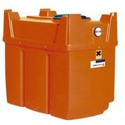 Бак для перевозки химии 600 литров. фото