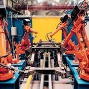 Автоматизация производственных процессов фото