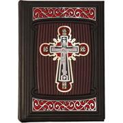 Библия 'Сваровски' (M3) ручная работа Златая Артель эксклюзивные дорогие VIP подарки и сувениры, бизнес подарки фото