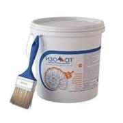 Краска теплоизоляционная Изоллат-Эффект (с эффектом фотокатализа) фото