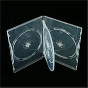 Box DVD - 3x14 прозрачный С ТРЕЕМ фото