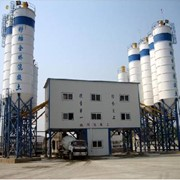 Бетонный Завод Китай фото