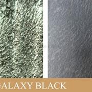Каменный шпон на просвет (Translucent) Galaxy Black фото