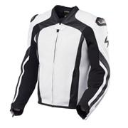 Куртка Scorpion EXO Eternity Jacket White фото