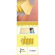 Подложка Solid Желтая 2 мм (1.05 м x 10 м) фото
